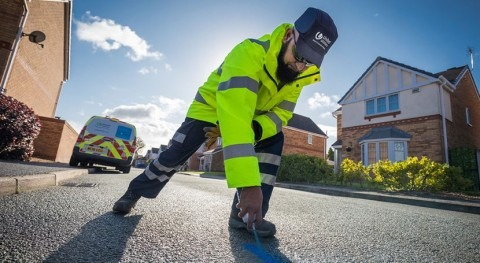 Breakthrough in leak detection as UK-pioneered AI learns to identify water leaks by size