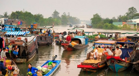 Better water resources management can address water security challenges in Vietnam