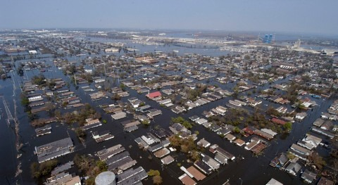 Forecasts warn about more frequent high-tide flooding in the United States
