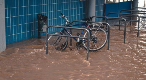 Researchers create contagion model to predict flooding in urban areas