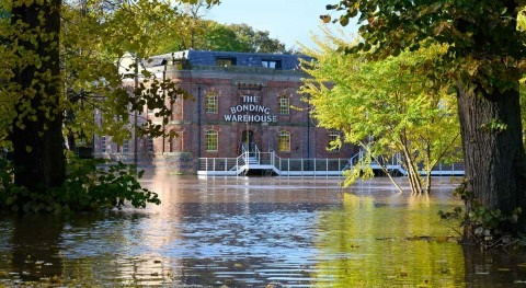 Housebuilding ban on floodplains isn't enough – flood-prone communities should take back control