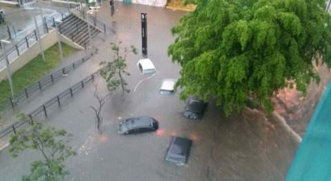 Extreme rainfall days in metropolitan São Paulo have risen four-fold in the last seven decades