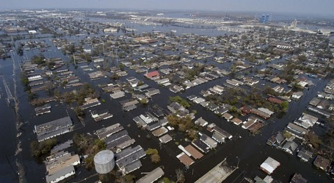 25% of all critical infrastructure in US has flood risk