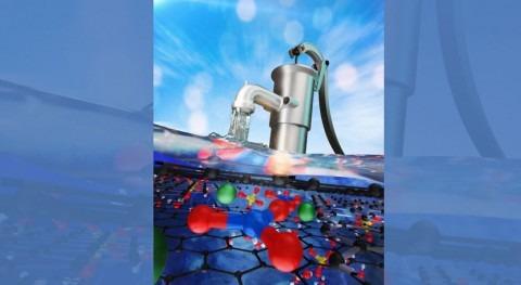 Freshening up contaminated water