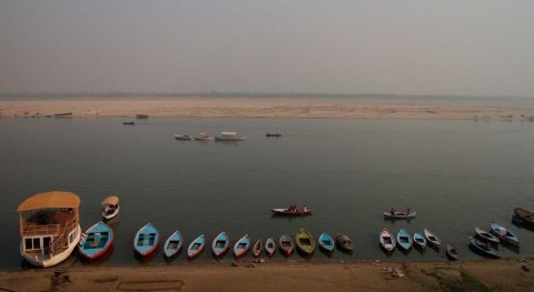 India's rivers benefit from lockdown