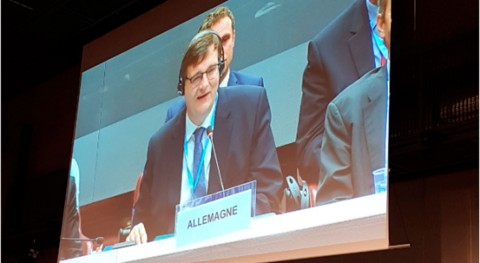World Meteorological Congress elects Gerhard Adrian, Germany, as President