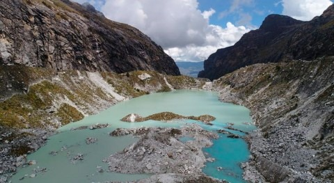 How scientists use drones to lower the risk of catastrophic flooding from large glacial lakes