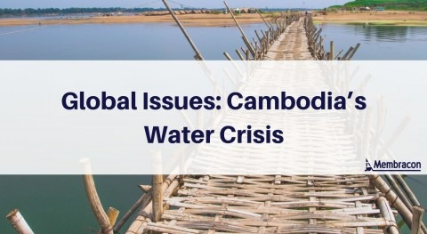 Global issues: Cambodia's water crisis
