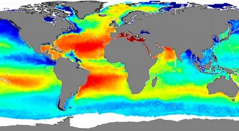 ESA launches longest and most precise satellite sea-surface salinity global dataset