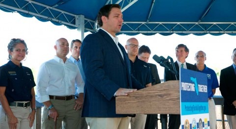 Governor DeSantis launches new water quality website