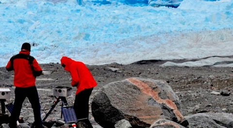 Icebergs push back, study finds