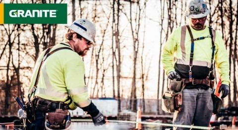 Granite Construction acquires Lametti & Sons
