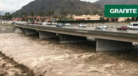 Granite wins $10 million stormwater channel improvement project in California