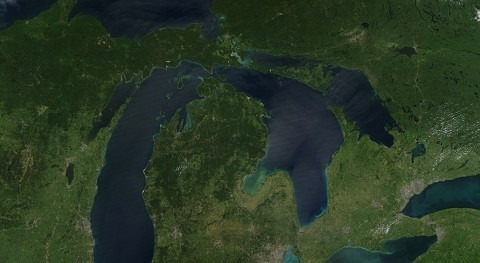 The impacts of climate change on the great lakes