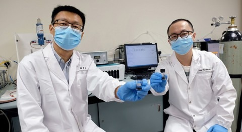 ​Scientists led by NTU Singapore identify new catalysts for more efficient water splitting