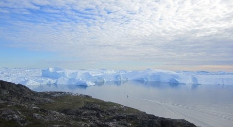 Increased snowfall will offset sea level rise from melting Antarctic ice sheet, new study finds