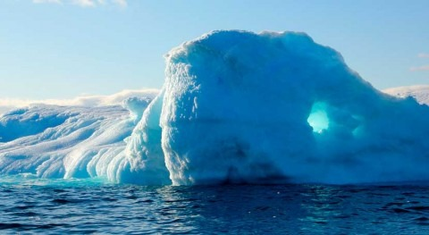 Melting ice sheets release tons of methane into the atmosphere, study finds
