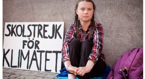 Greta Thunberg: the revolution of small things