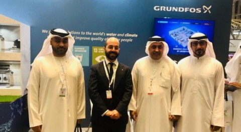 Grundfos's smart water solution deployed in over 7,000 villas across the UAE