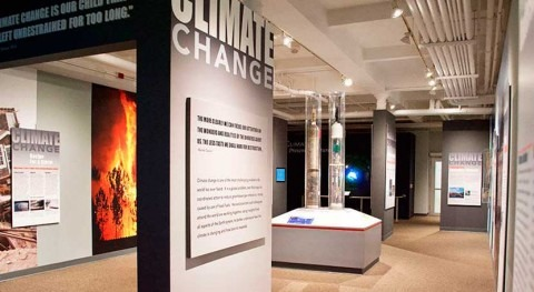 The Harvard Museum of Natural History presents new climate change exhibit