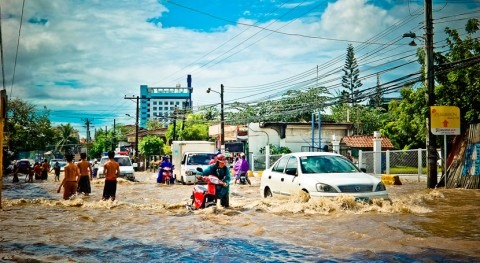 Extreme weather displaced 7 million people in first half of 2019