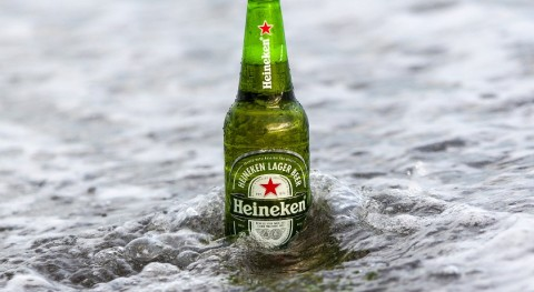 Heineken sees 33% drop in brewery water consumption since 2008