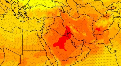 WMO verifies 3rd and 4th hottest temperature recorded on Earth