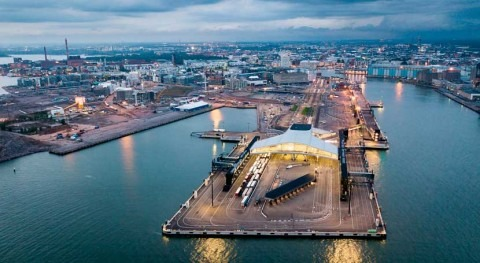 Helsinki produces energy with underground hot and cold water lakes