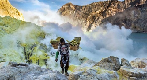 Pollution impacts food and water consumption for Indigenous peoples worldwide
