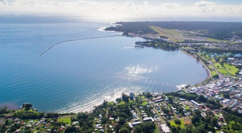 Harmful staph, bacteria in Hilo Bay increase with rainfall runoff