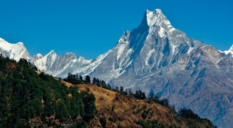 Rock glaciers will slow Himalayan ice melt