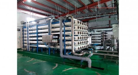 Hitachi develops cost-reducing adsorption filter for pretreatment of desalination system
