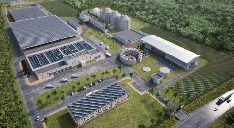 Acciona enters Vietnam with €200 million wastewater plant contract