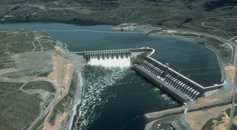 What is hydroelectric power plant, and how does it work?