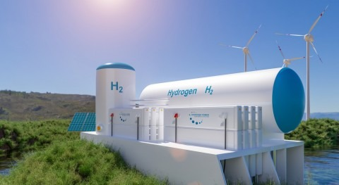 Booming hydrogen market heralds water technology opportunities