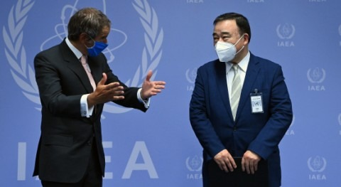 IAEA, Japan agree to begin implementing project to monitor water release at Fukushima Daiichi