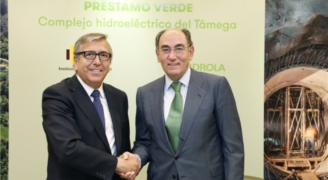 Iberdrola receives €400 million green loan for Portugal's Tamega pumped hydro power scheme