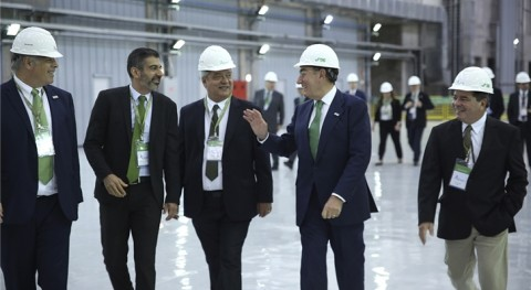 Iberdrola inaugurates the Baixo Iguaçu hydroelectric power plant in Brazil