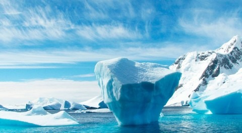 Melting ice sheets caused sea levels to rise up to 18 metres