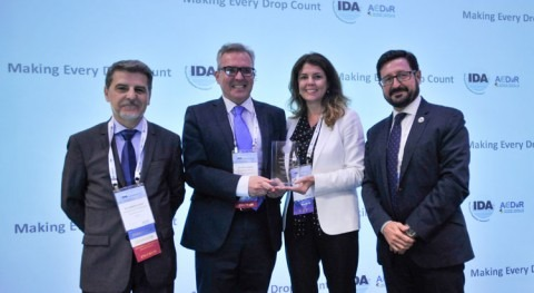 Dow's Minimal Liquid Discharge Approach Takes Center Stage with 2018 IDA Award Win