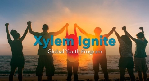 Xylem Ignite: Empowering passionate student leaders to drive real changes in the water industry