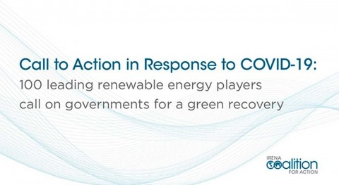 IHA and IRENA coalition call for renewables-driven recovery