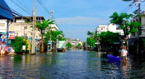Coping with flood disasters: new lessons from COVID-19?