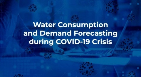 Water consumption and demand forecasting during COVID-19 crisis