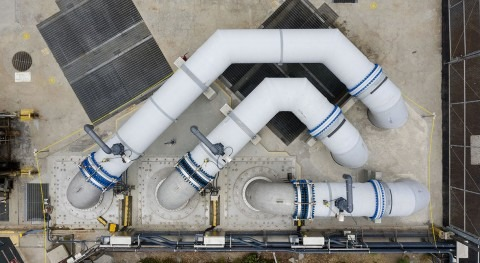Indar supplies 3 high-tech submersible pumps for largest seawater desalination plant in US