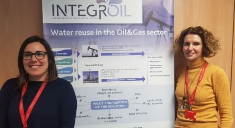"""INTEGROIL contributes to reducing the dependency of industries on water resources"""