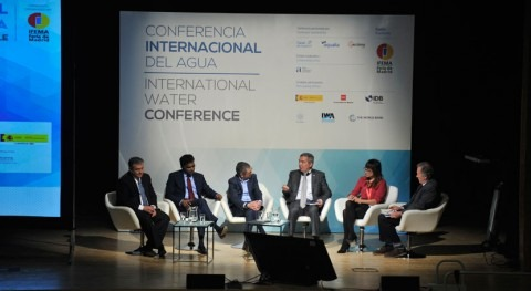Madrid hosts the first International Water Conference