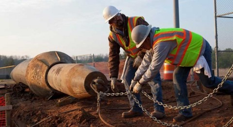 Inland Pipe Rehabilitation (IPR) is acquired by J.F. Lehman & Company