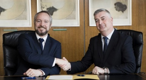 Irish Water and SEAI commit to new strategic energy initiative