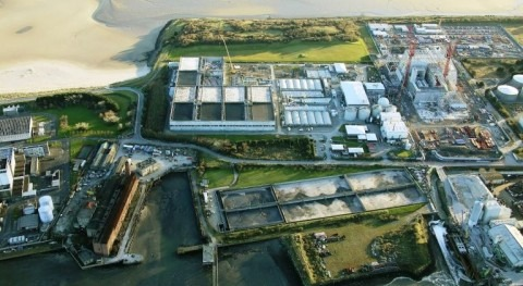 Dublin to upgrade Ringsend wastewater treatment plant